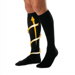 Compression sock with arrows 10 copy