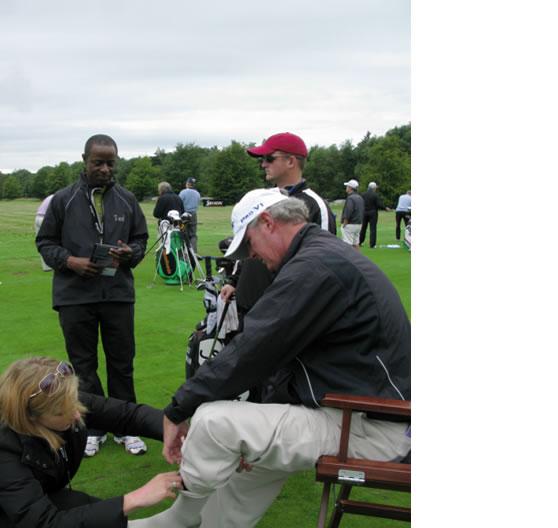 Russ Cochran wins the 2011 Senior Open Golf Championship