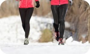 winter running 460